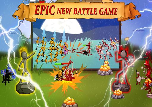 Stickman Battle 2020: Stick War Fight 1.6.2 Screenshots 8