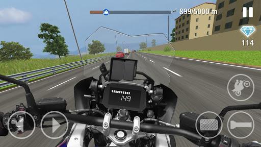 Traffic Moto  screenshots 1