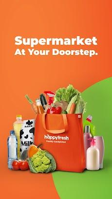HappyFresh - Grocery & Food Delivery Onlineのおすすめ画像1