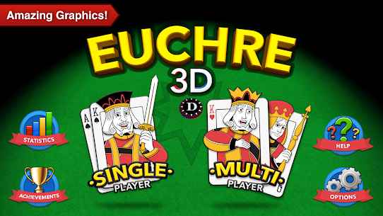 Euchre 3D 5.14 Android Mod + APK + Data 2