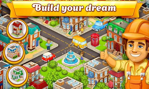 Cartoon City: farm to village. Build your home  screenshots 4
