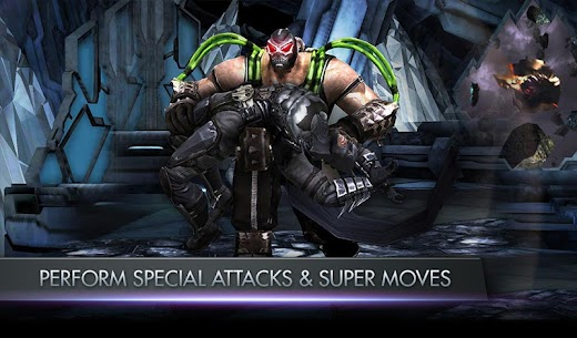 Injustice: Gods Among Us 3.4 MOD APK [INFINITE COINS] 3