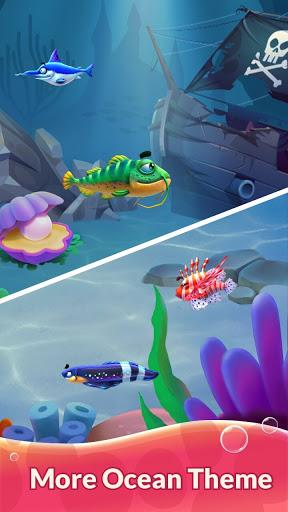Solitaire Fish - Aquarium Adventure  screenshots 5