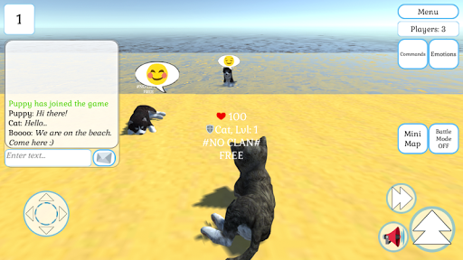 Cute Cat And Puppy World screenshots 15