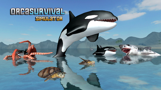 Orca Survival Simulator  For Pc | How To Install (Download Windows 7, 8, 10, Mac) 1