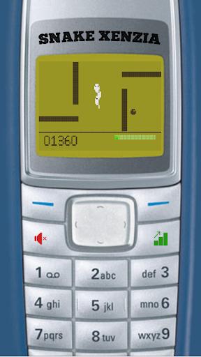 Snake Xenzia 1997 Pro  screenshots 5