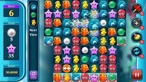 Ocean Match Puzzle 1.2.4 screenshots 6