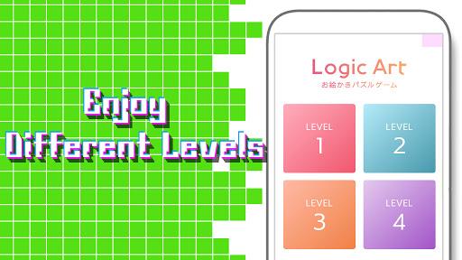 Logic Art - Simple Puzzle Game 1.4.4 screenshots 4