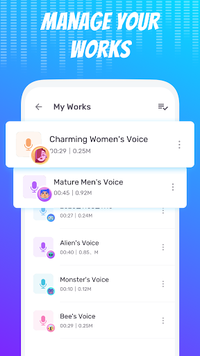 images Voice Changer 7