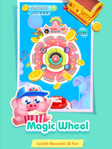 Piggy Boom-Be the coin master 3.14.0 screenshots 15