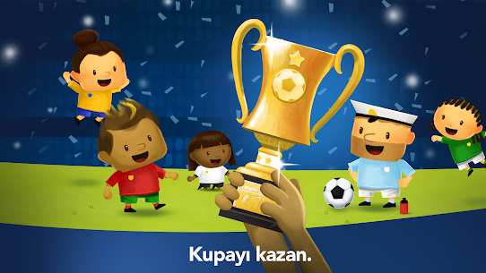 Fiete Soccer ocuklar i in Futbol Apk 2021 5