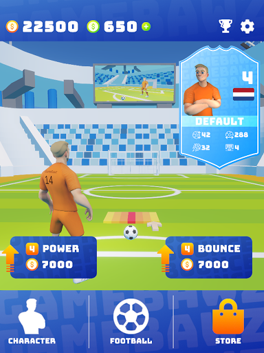 Euro Kick Cup  screenshots 17