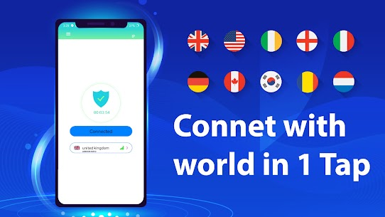 VPN Pro: Super VPN Fast Proxy Servers For Android 3