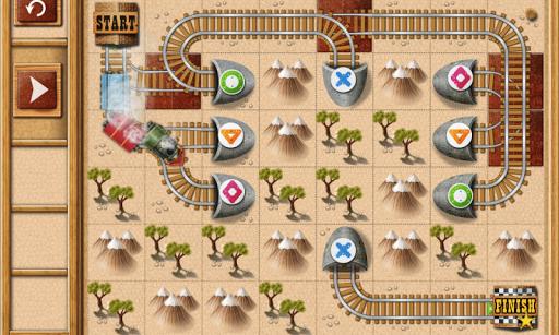 Rail Maze : Train puzzler 1.4.4 screenshots 10