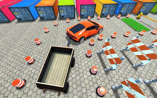 Car Parking Challenge 2019- Trailer Parking Games apkdebit screenshots 4