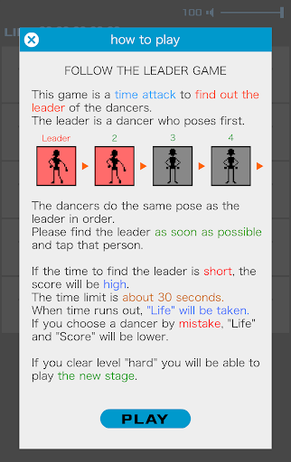 follow the leader game (the epicenter game) screenshot 3