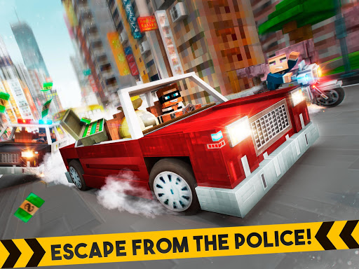 ud83dude94 Robber Race Escape ud83dude94 Police Car Gangster Chase  Screenshots 8