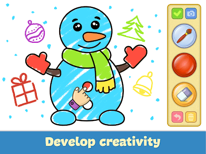 Coloring and drawing for kids 3.111 Screenshots 17