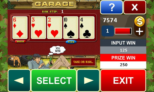 Garage slot machine 16 screenshots 8