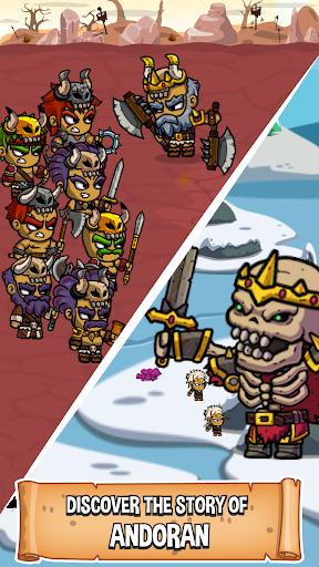 Five Heroes: The King's War  screenshots 4