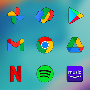 Oxigen HD – Icon Pack v2.5.4 (Patched) 4