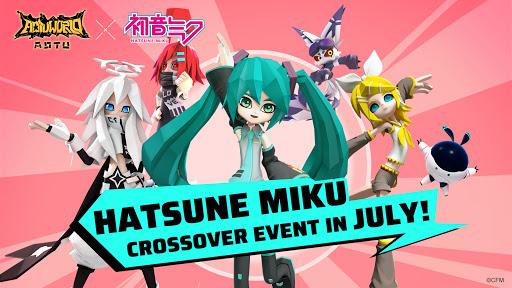 Aotu World - Hatsune Miku Crossover Event  screenshots 1