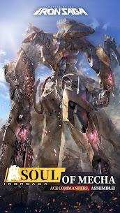 Iron Saga: Mechas de batalla. 1