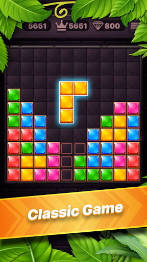 Block Puzzle Jewel Match - New Block Puzzle Game  apktcs 1