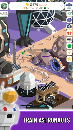 Space Colony: Idle 2.9.7 screenshots 2