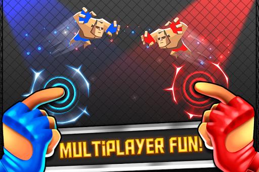 UFB: Ultra MMA 2 Player Fighting & Wrestling Games screenshots 1