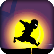Rocket Ninja - Run fast and Jump easy
