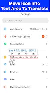 Tap To Translate Screen MOD APK (Premium) Download 2