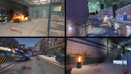 Zombie City : Dead Zombie Survival Shooting Games 3