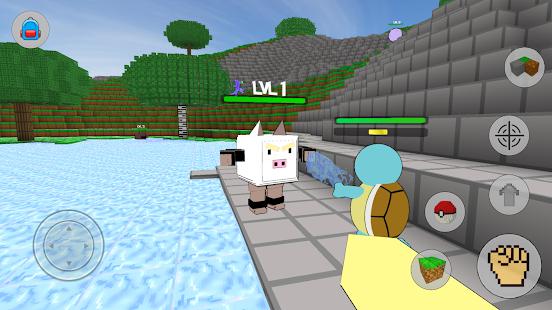 Pixelmon Trainer Craft: New Game 2020 Catch Pou0441ket 5.0 Screenshots 14