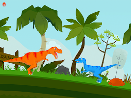 Jurassic Rescue - Dinosaur Games in Jurassic!