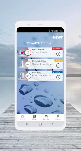 BWT Best Water Home  Screenshots 1