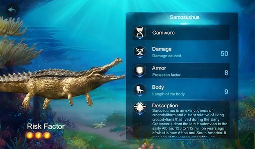 Dunkleeosteus Simulator screenshots 10
