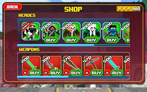Block Mortal Survival Battle  screenshots 7