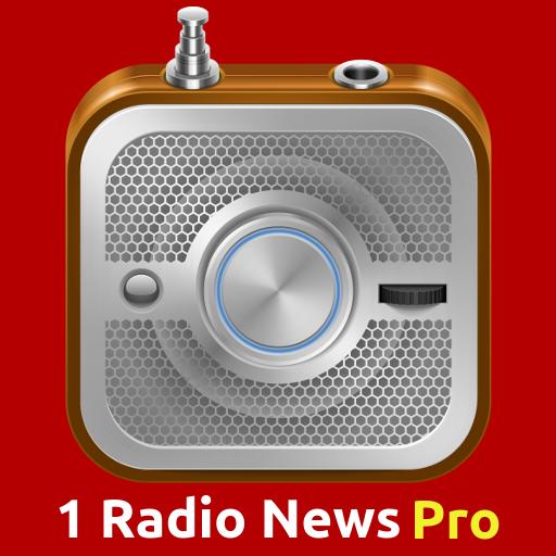 1 Radio News Pro For PC Windows (7, 8, 10 and 10x) & Mac Computer