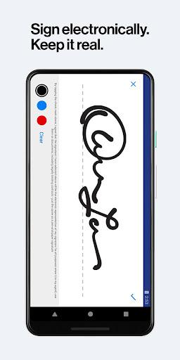 DocuSign - Upload & Sign Docs android2mod screenshots 6