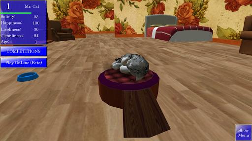 Cute Pocket Cat 3D 1.2.2.6 Screenshots 3