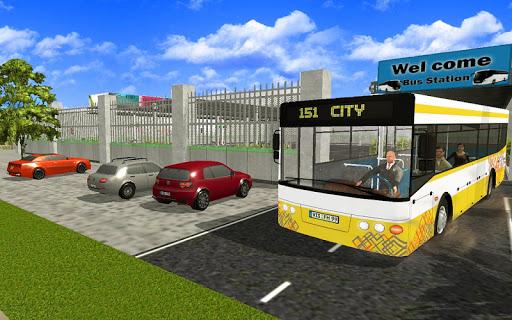 Tour bus hill driver transport  screenshots 1