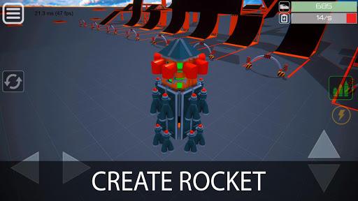 Block Tech : Tank Sandbox Craft Simulator Online 1.81 Screenshots 13