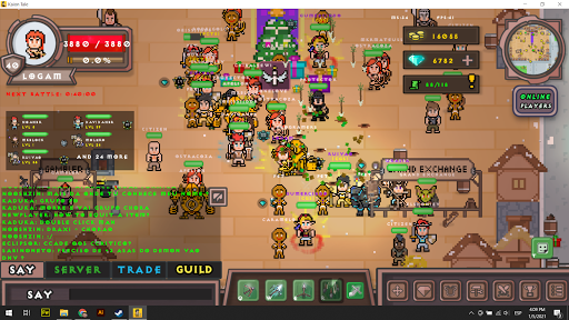 Kaion Tale - MMORPG android2mod screenshots 2