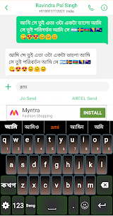 Quick Bengali Keyboard Emoji & Stickers Gifs 4.1 Full Mod Apk [NEW] 1