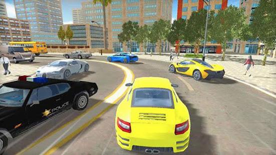 Real City Car Driver 5.1 Screenshots 6
