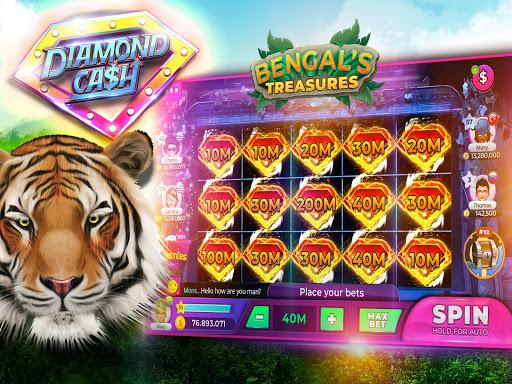 Diamond Cash Slots Casino: Las Vegas Slot Games  screenshots 17