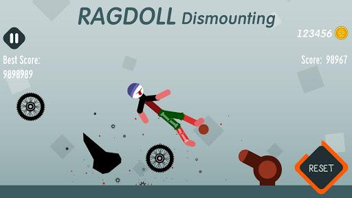 Ragdoll Dismounting 1.58 screenshots 5