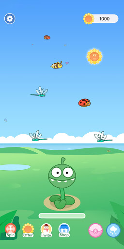 Lucky Flycatcher - Tap to catch the insects screenshots 1