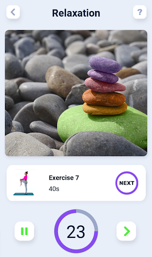 Splits. Flexibility Training. Stretching Exercises 2.1.101 Screenshots 11